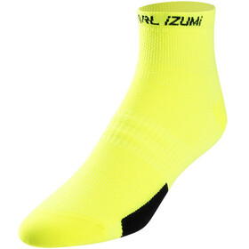 PEARL iZUMi Elite Cycling Socks Men yellow